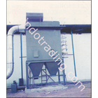 Pulse Jet Bag House Dust Collector System For Painting Industry
