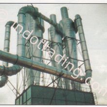 Dust Colector System For Wood Industry I
