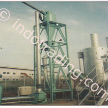 Transfer From Silo To Incimerator System Machine