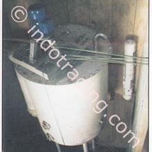 Tangki Mixer Stainless Steel
