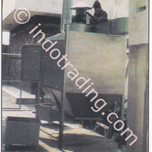Pengaduk Sistem Bag House Sistem Kolektor
